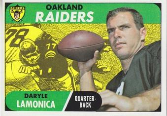 1968 Topps AFL/NFL Football set