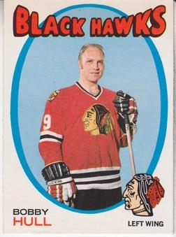 1971-72 O Pee Chee Hockey set
