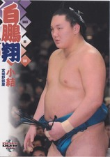 BBM Sumo 大相撲 Card Collection 1997-2020