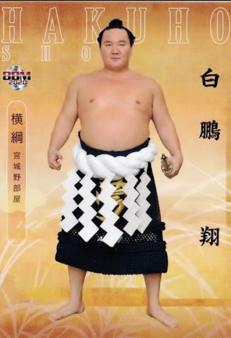 BBM Sumo 大相撲 Card Collection 1997-2020