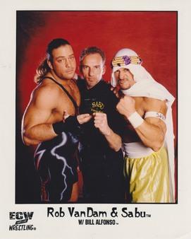 Supplex55 ECW Promo Photo Album