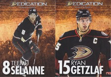Supplex55 NHL Team Issue Postcard sets