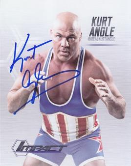 Supplex55 TNA Impact Promo Photo Album