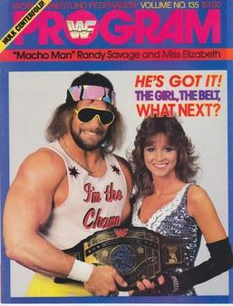 WWF Arena Program Collection 1983-1998