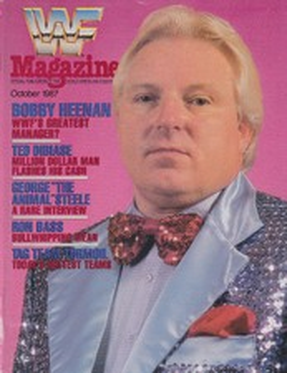 WWF Magazine Collection 1983-1992