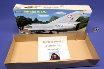 Mirage III DS