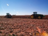 MT 745 and 8420 with autotrack