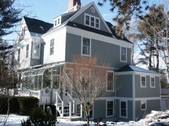 Complete Restoration 1800 Seaside Home