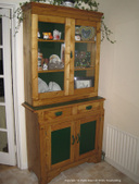 Restoration of Irish Dresser