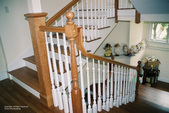 Master Switchback Staircase