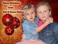 Christmas Photos on FB over the years