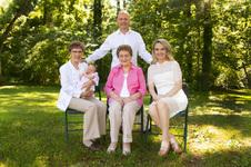 Miss Pat's Family