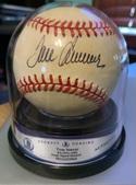 Autographed Baseballs