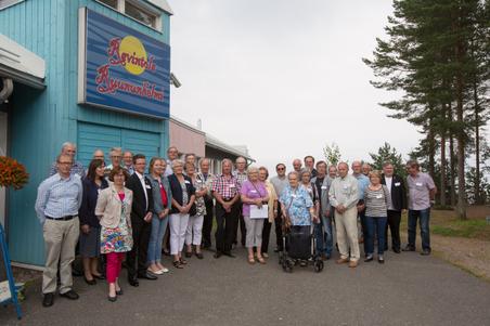 Kerästen vuosikokous Säräisniemellä