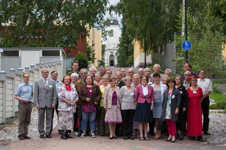 Kerästen sukukokous Kuopiossa