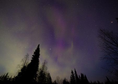 Night Sky at Konikoski 20-21 March 2020