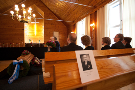 Timo Moilasen hautajaiset