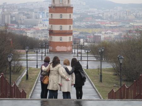 YIE in Murmansk