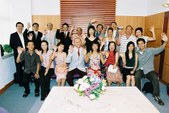 Ah Tse married off Sam Kuk today