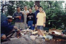 Canada Camping Trip