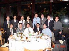 Jan. 18, 2002.  gathering