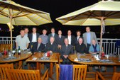 Dine with the fathers
