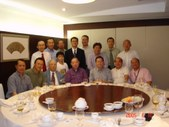 Dinner Gathering Wah Yan XV