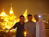Father Chow in Shanghai (2)