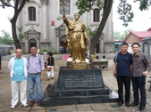 Father Chow's visit to Beijing (1)