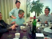 Friday Club gathering Nov.26, 2004.