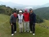 Golfing in 云海谷