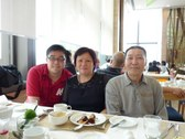Lunch with 爷律一家