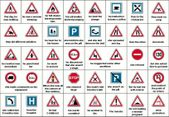 Real Meanings of Traffic Signs