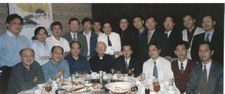 74 Class Club Dinner With Fr. McGaley