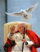 The Holy Father went home to God