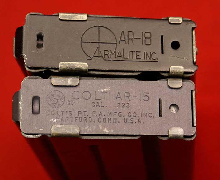 Photo 20 of 42, Armalite AR18/180 (5 56mm)