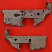 Lower receiver components