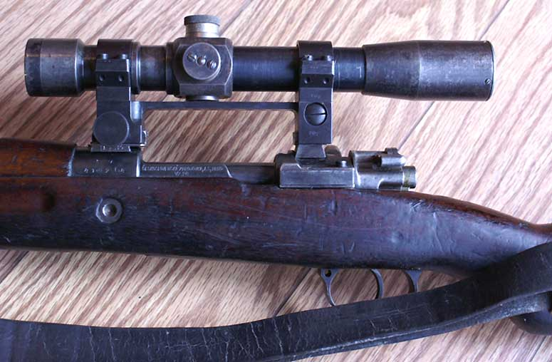 Photo 8 of 22, 1924 Vz24 Mauser sniper rifle