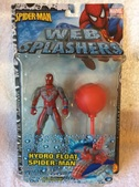 Amazing Spider-man Web Splashers 2006