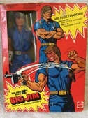 Big Jim Wolf Pack Action Figures Mattel