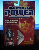 Captain Powers Action Figures