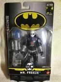 DC Batman Missions Action Figures Mattel