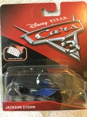 Disney Pixar Cars 3 Die-Cast with Poster