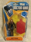 "Dr. Who 3"" Action Figures"