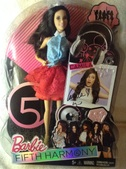 Fifth Harmony Barbie Doll by Mattel 2014