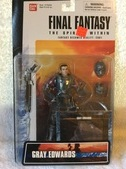 Final Fantasy Movie Action Figures