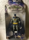History of DC Universe Action Figures