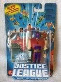 """Justice League Unlimited 3.75"""" Mattel"""