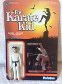 "Karate Kid ReAction Action Figures 3.75"""
