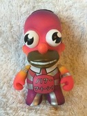 Kidrobot Vinyl The Simpson Figures